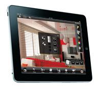 Smartko HomeServer iPad vizu