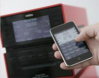 REVOX iPhone application