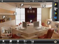 HomeServer визуелизација