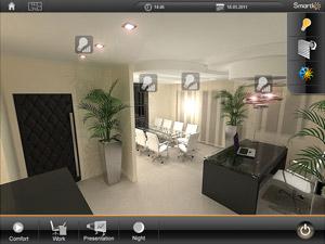 HomeServer визуелизација за светла